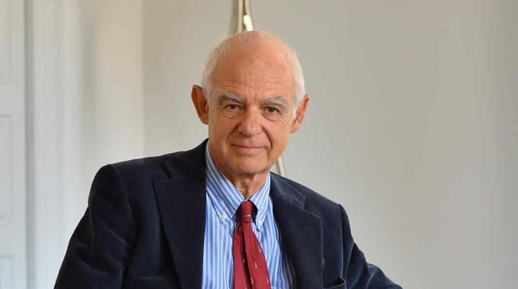 Il sociologo Luca Ricolfi