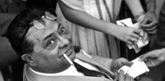 Aldo Fabrizi, comico