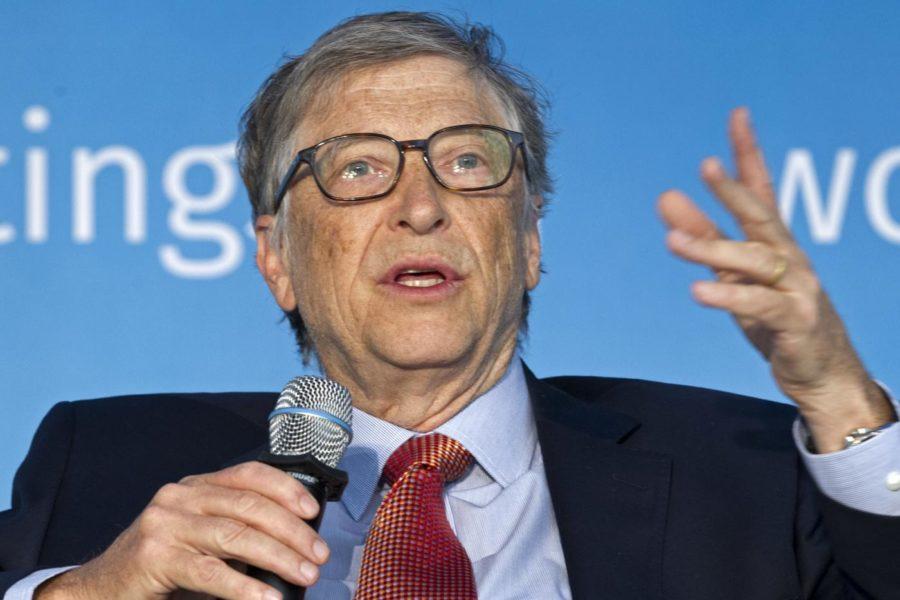 Bill Gates, difende la Cina