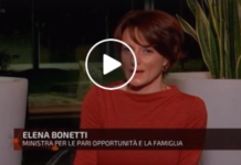 Elena Bonetti, ministro Pari Opportunità