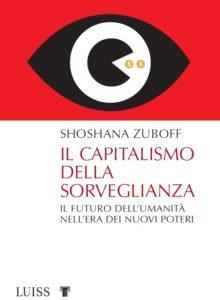 libro capitalismo della sorveglianza