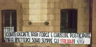Lombardia. CasaPound