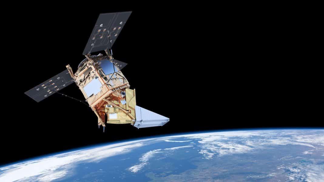Copernicus, satellite