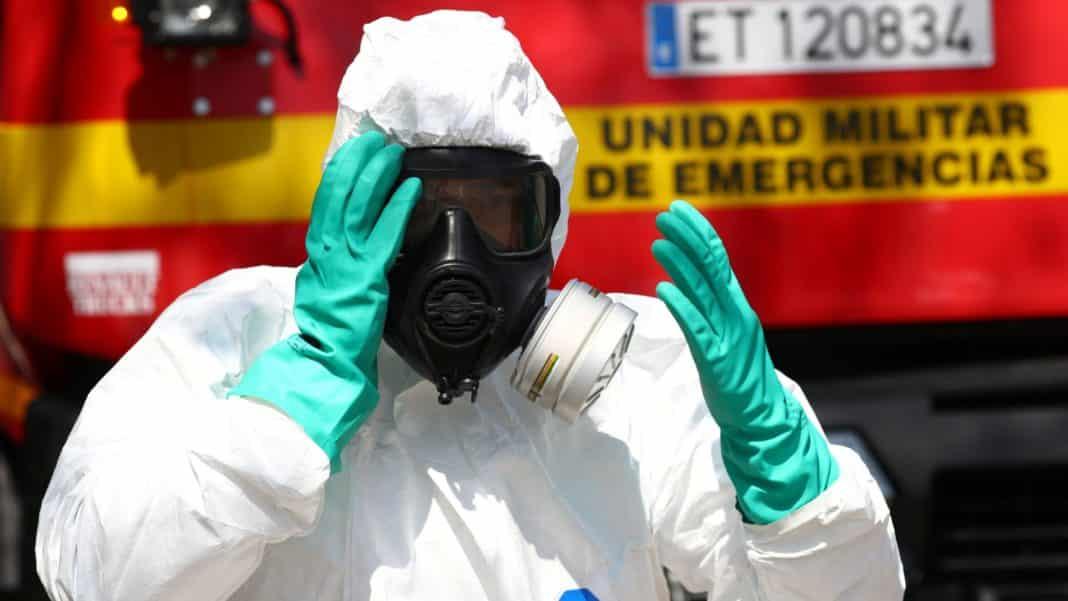 Coronavirus, Spagna