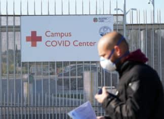 coronavirus, campus