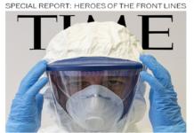 """Medico italiano simbolo della lotta al coronavirus per """"Time"""""""