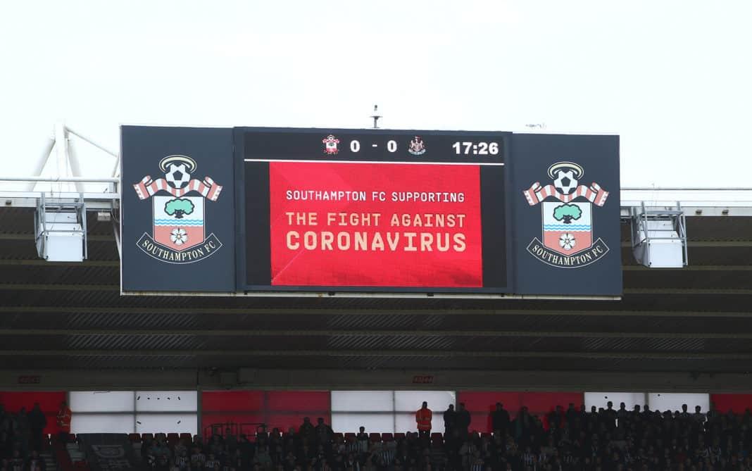 Premier League e coronavirus
