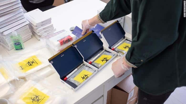 Gran Bretagna test non adatti per coronavirus