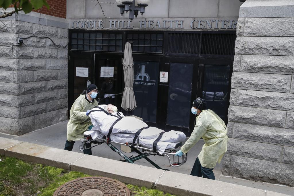 Coronavirus, negli Usa strage di anziani nelle case di riposo
