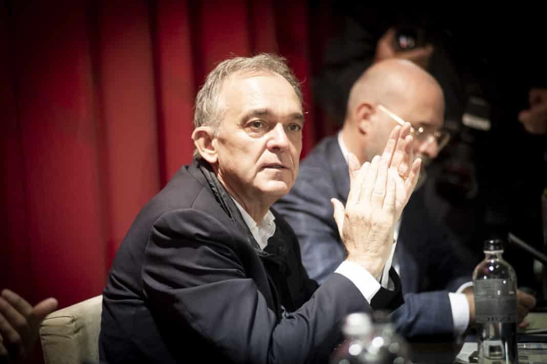 Enrico Rossi, governatore