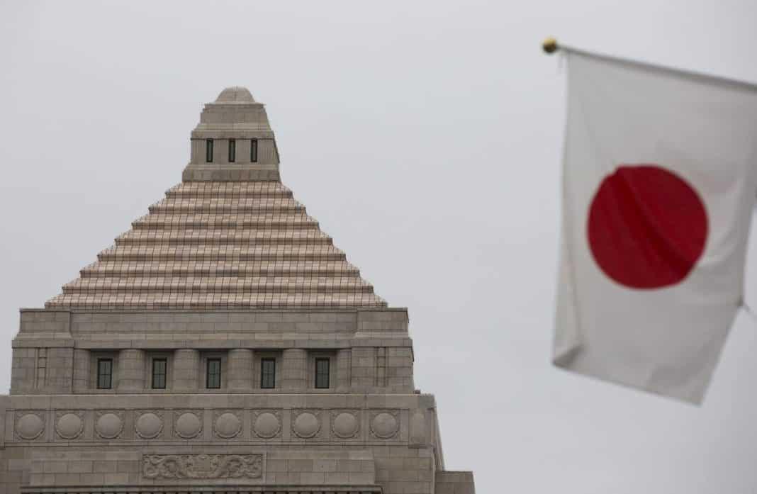 Giappone, parlamento