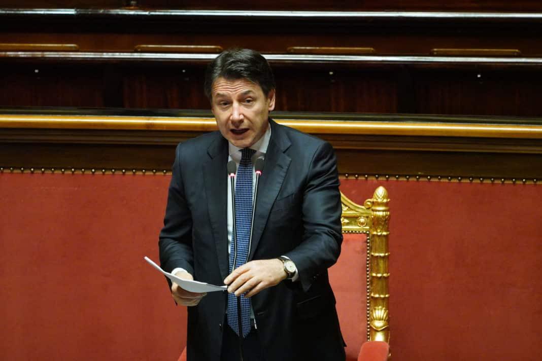 conte, senato