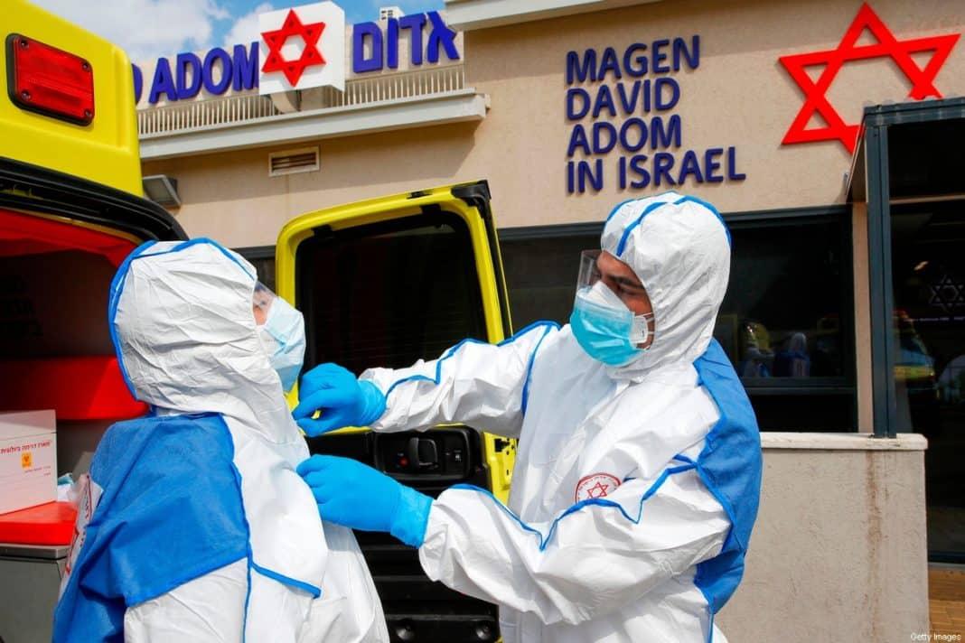 Israele, coronavirus