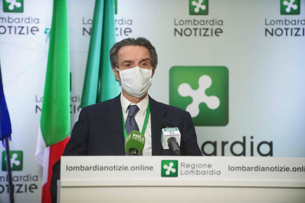 Lombardia, coronavirus