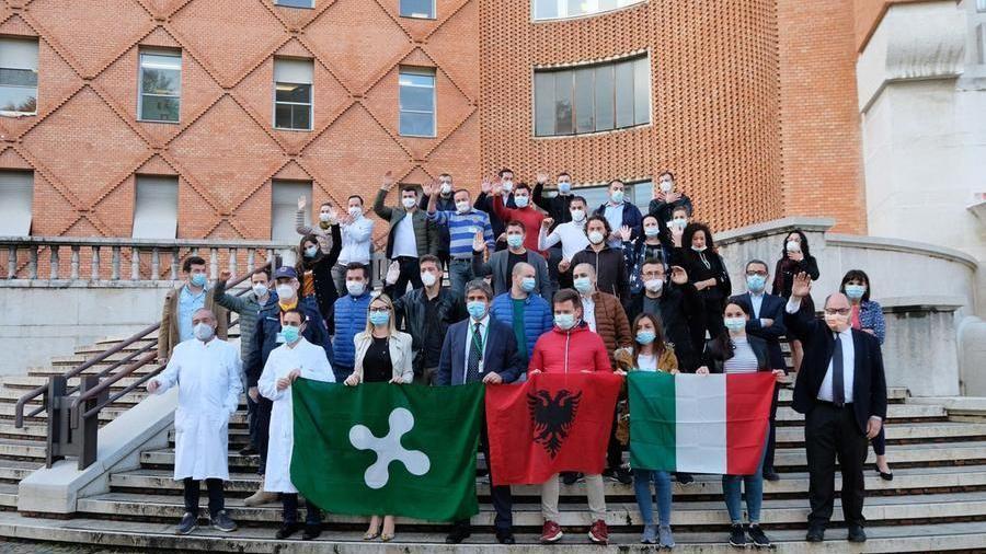 Medici albanesi multati a Brescia