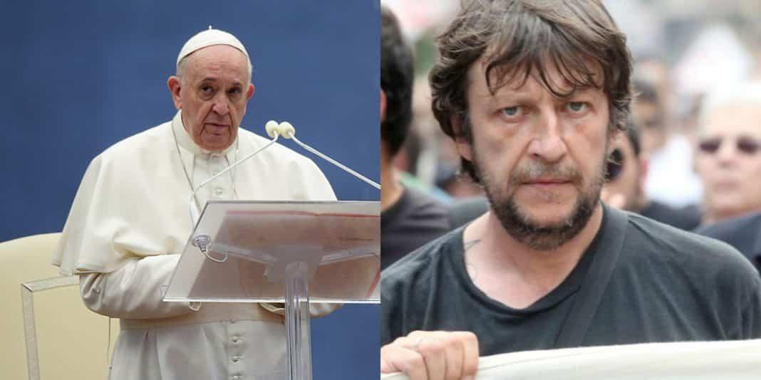 Papa, e Casarini