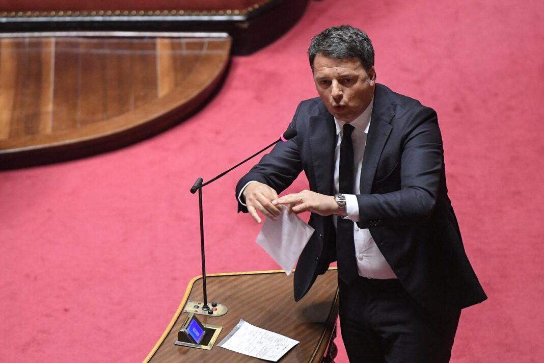 Renzi, Senato