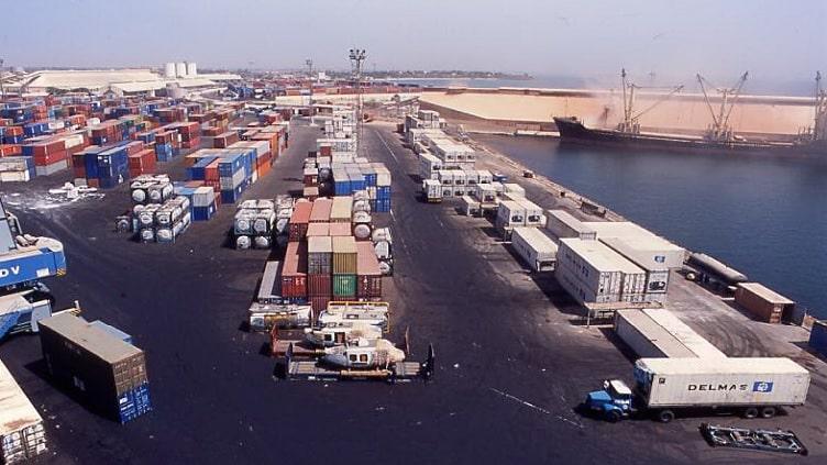 port du futur senegal
