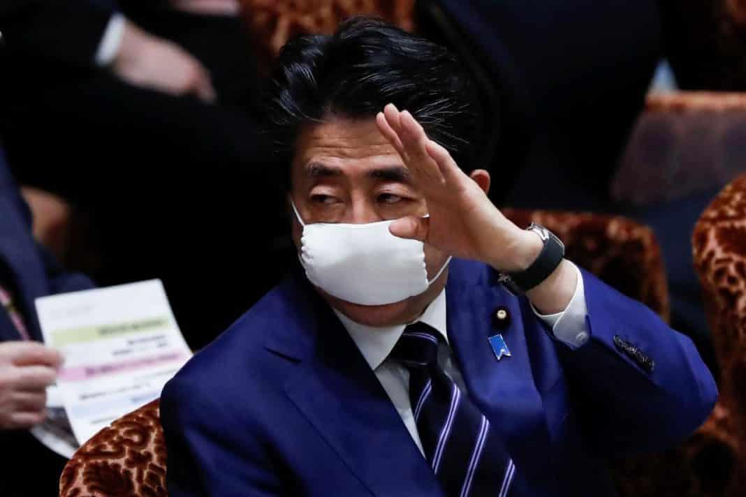 Giappone, Shinzo Abe