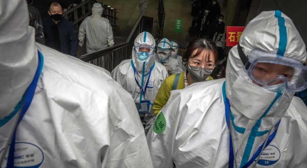 Wuhan rivede i numeri del contagio da coronavirus