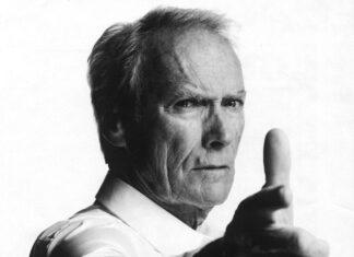 Il regista Clint Eastwood