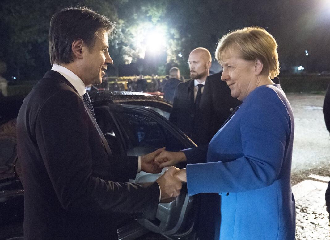 Merkel Conte Mes