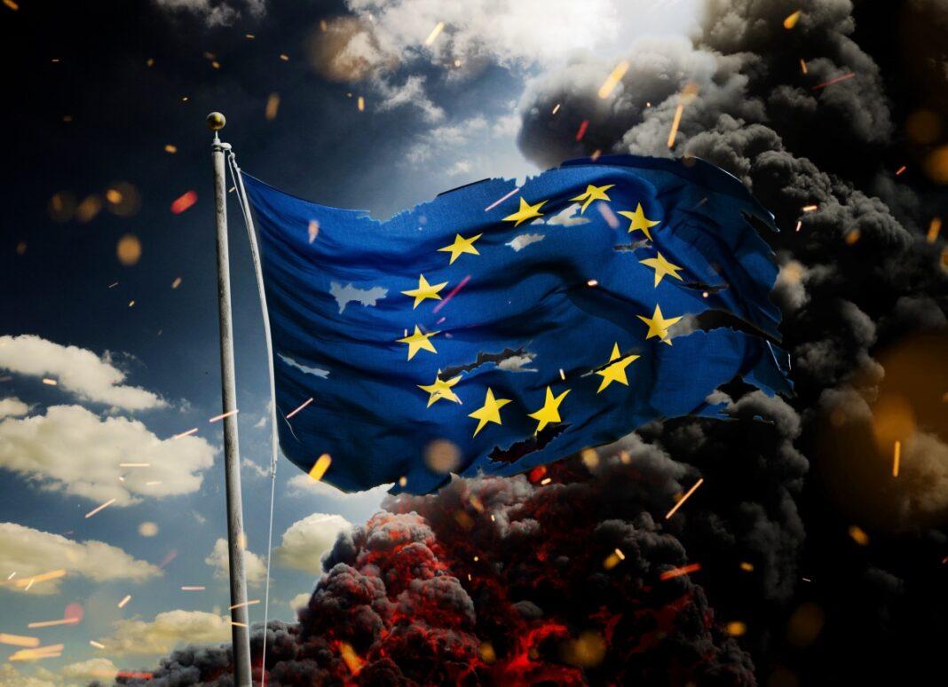 Il Financial Times ipotizza crollo Ue