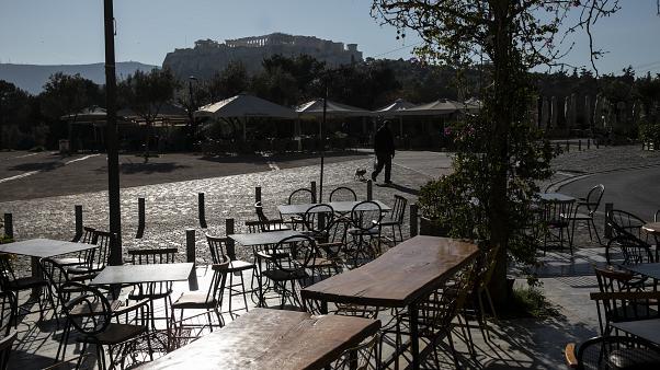 grecia turismo coronavirus