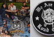 Motörhead raccolta fondi per la crew