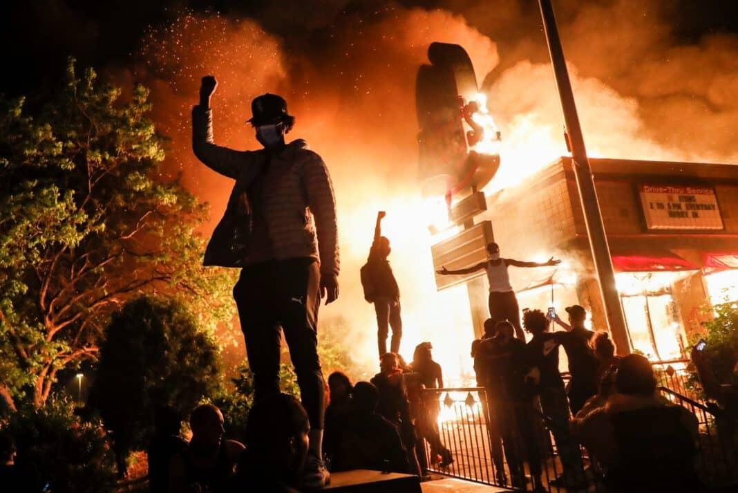 Proteste Usa Minneapolis
