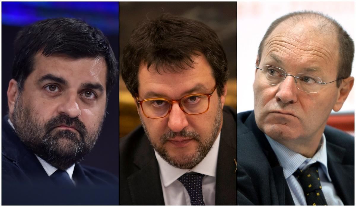 """Salvini ha ragione, ma dobbiamo attaccarlo"""". La chat che inchioda ..."""