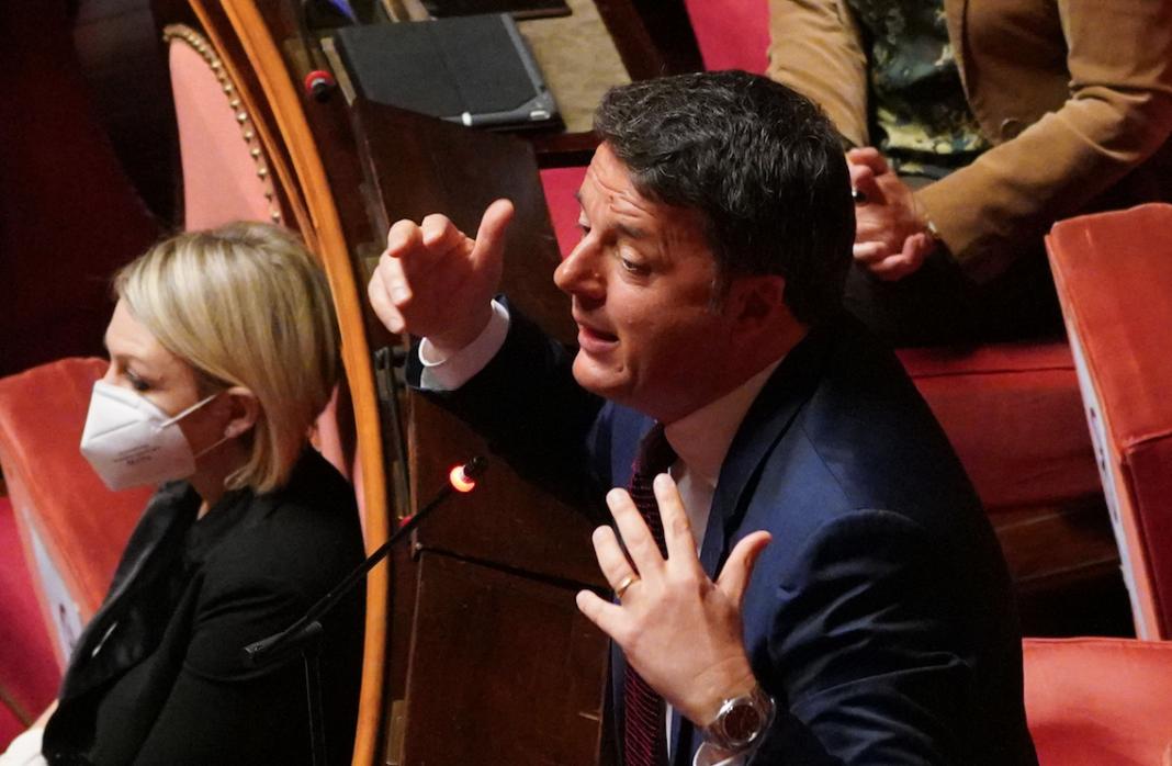 parlamento renzi maramaldi