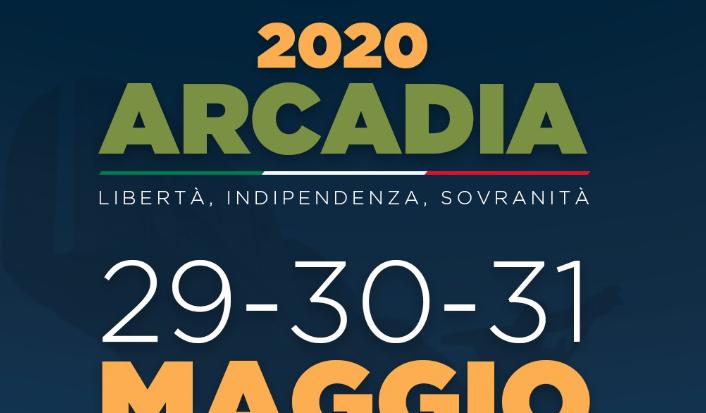 Arcadia 2020 il primato nazionale