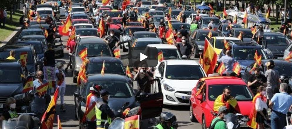 Spagna, auto