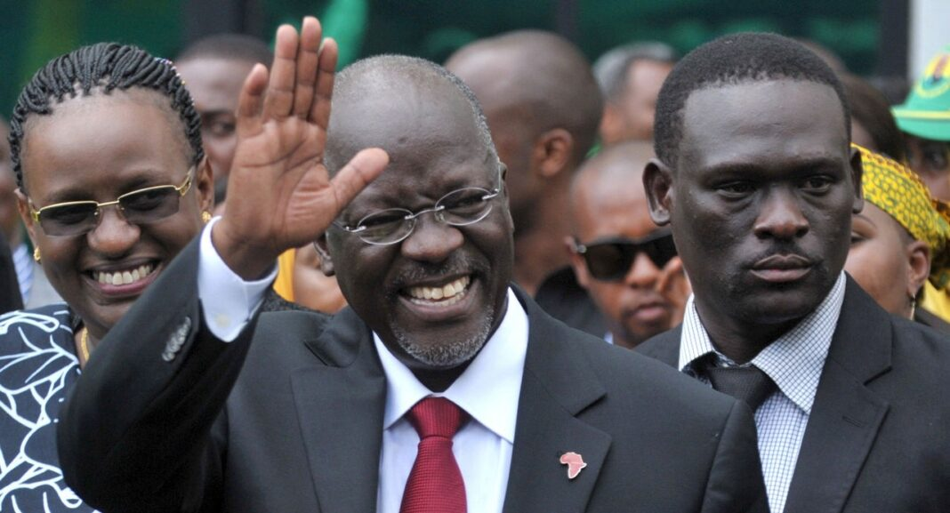 presidente della Tanzania