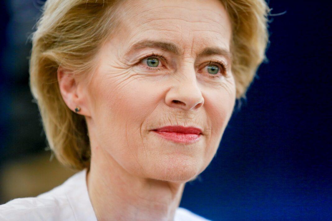 Germania Ue Ursula von der Leyen