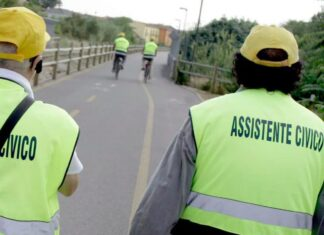 Assistenti civici, per strada