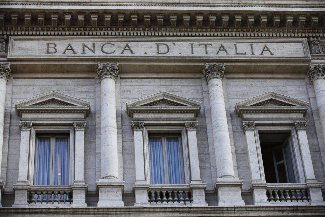 banca d'Italia Pil coronavirus