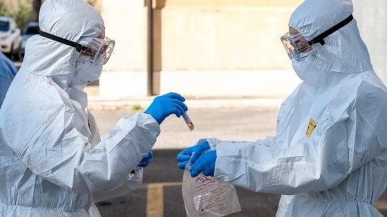 Coronavirus in Italia bollettino protezione civile