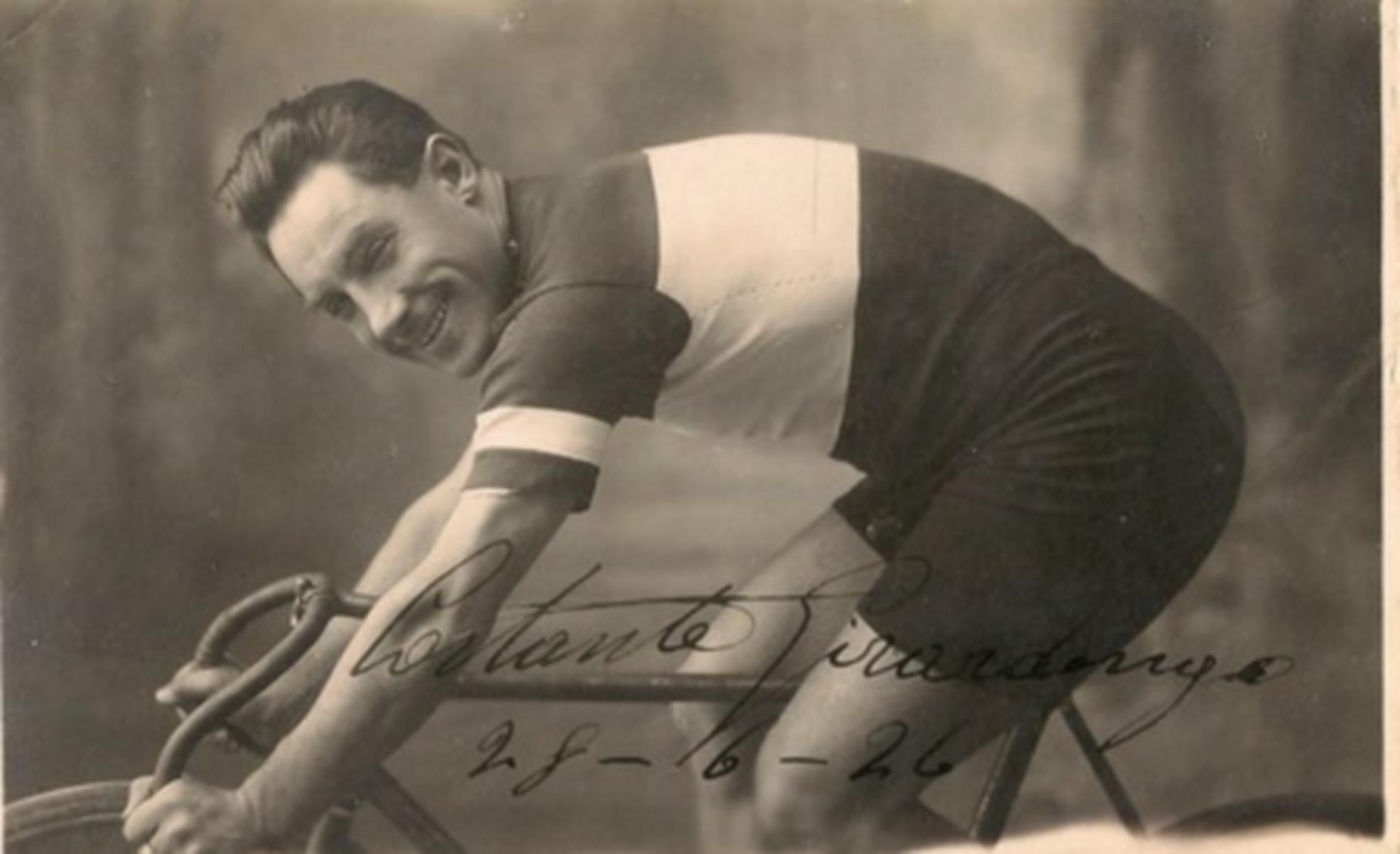 """Costante Girardengo, il primo """"Campionissimo"""" della storia del ciclismo  italiano   Il Primato Nazionale"""