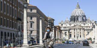 Coronavirus, Roma