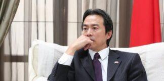 Du Wei ambasciatore cinese