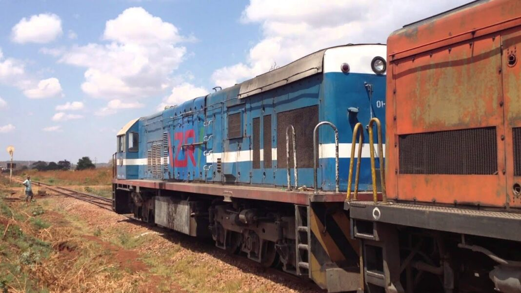 ferrovia zambia zimbabwe madagascar