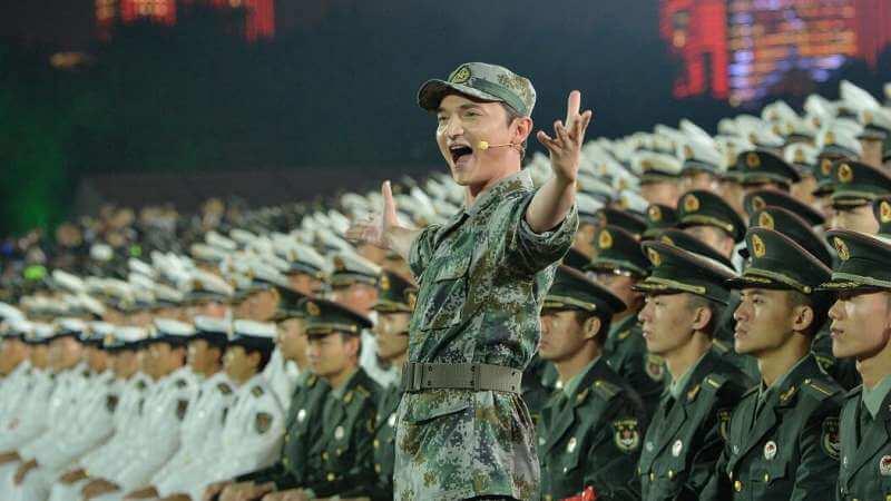 giochi militari wuhan