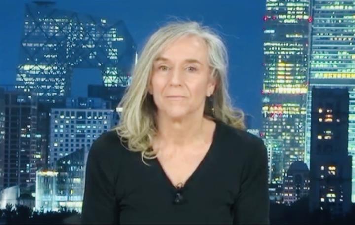 Giovanna Botteri contro Striscia la notizia