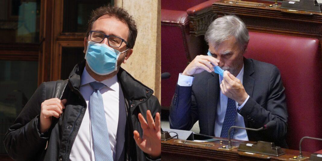 Bonafede, e Delrio