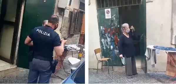 Napoli, basso affittato da madre consigliere