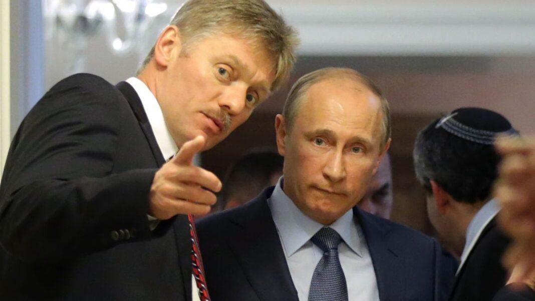 Peskov, portavoce di Putin