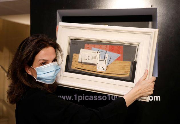 Italiana vince un Picasso da un milione di euro