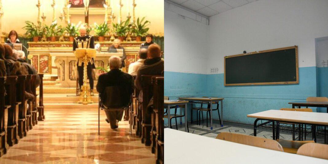 Messe, e scuola
